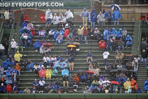 2017 Cubs Attendance Watch: May 19-25 homestand