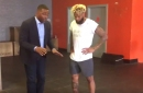 These videos are Odell Beckham's answer to the critics