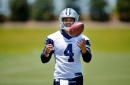 Former NFL GM: Dak Prescott's learning curve is 'way, way up' compared to Carson Wentz, Jared Goff
