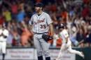Astros 7, Tigers 6: Justin Verlander's struggles continue as Detroit drops series