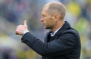 Hall of Fame nominee Gregg Berhalter is proud to be at Columbus Crew SC