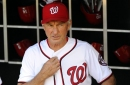 Washington Nationals' lineup for series opener with San Diego Padres...