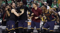 Underdog Cavs insist they have plenty of bite for Finals