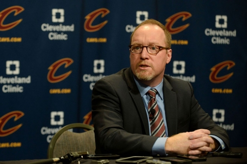 "Cavs GM David Griffin: ""I hope everybody says we have no chance."""