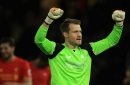 Simon Mignolet - 'I'm not fighting against guys in Liverpool dressing room, I'm fighting against Neuer, Hart and myself'