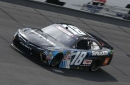 Christopher Bell's No. 18 car fails XFINITY post-race inspection