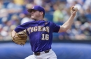 Here's what makes Jared Poche's chase for LSU wins record unique
