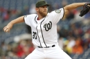 Stephen Strasburg strikes out 15 batters in Washington Nationals' 3-0 win over the San Diego Padres