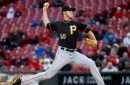 Pirates' Jameson Taillon set for rehab start, first since testicular cancer surgery