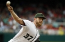 Stephen Strasburg strikes out career-high 15 as Nationals down Padres