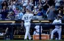 Brewers' Anderson shuts down Diamondbacks (May 28, 2017)