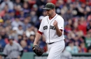 Brian Johnson, Boston Red Sox LHP, optioned to Pawtucket after pitching game of his life