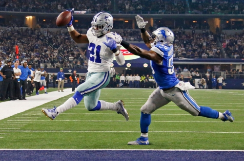 Could NFL rushing title competition come down to Ezekiel Elliott vs. DeMarco Murray?