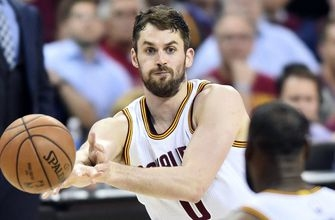 Kevin Love explains why the Cavaliers aren't underdogs in the NBA Finals