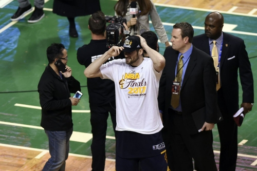 Fear the Newsletter: Kevin Love doesn't think the Cavs are underdogs