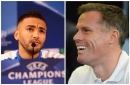 Jamie Carragher re-heats Danny Simpson feud with playful Twitter jibe