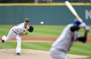 Cleveland Indians pump the brakes on losing streak, avoid sweep with 10-1 win against Kansas City Royals