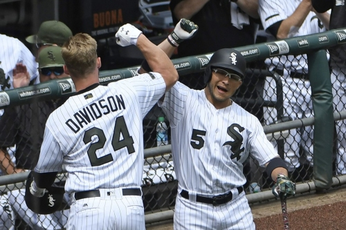 White Sox 7, Tigers 3: Hello, third place