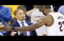 LeBron James: Tyronn Lue's calm demeanor helping sometimes chaotic Cavaliers