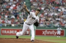 Boston Red Sox's Rick Porcello (40 hits, 4 starts) has mixed bag of stats but he must pitch better