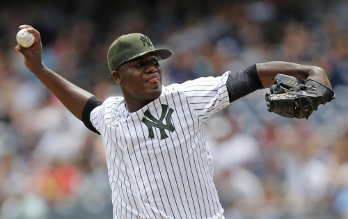 Michael Pineda's maturation continues in Yankees' win over A's