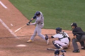 WATCH: Evan Longoria, Logan Morrison go back-to-back in the 15th