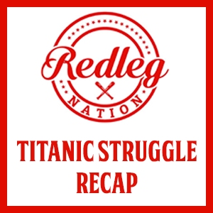 Titanic Struggle Recap: Reds play longball, win 2 of 3 in Philly