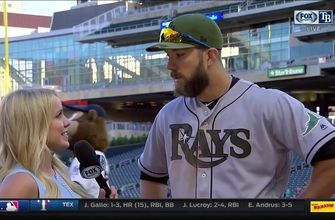 Steven Souza Jr.: It feels good to get on a plane after 6 1/2 hours with a win