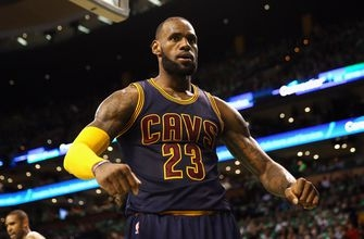LeBron ready to sly the beastly Warriors