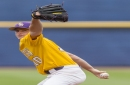 LSU pitcher Eric Walker silences Chad Spanberger in winning SEC championship