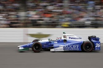 Sato tops Castroneves for 1st Indy 500 win