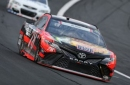 Top 10 drivers after Stage 2 at Charlotte Motor Speedway