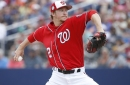 Erick Fedde on Washington Nationals' decision to move him into the bullpen...