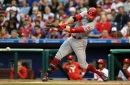 On deck: Cincinnati Reds at Blue Jays