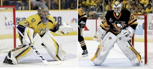 No-name Penguins defense faces unheralded Predators centers The Associated Press