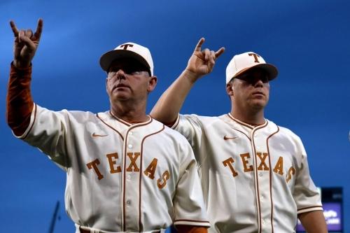 Texas baseball gets No.2 seed in Long Beach NCAA tournament regional