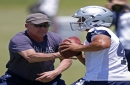 Cowboys QB coach Wade Wilson: No complacency with Dak Prescott; 'Nothing is too big for that kid'