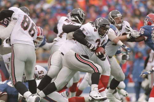 Hilarious Falcons stat of the day: The Bills haven't won in Atlanta since 1973