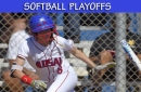 Previews for the CIF-SS softball semifinals on Tuesday