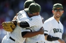 PHOTOS: Colorado Rockies win 8-4 over St. Louis Cardinals