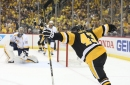 How Chris Kunitz and Conor Sheary gave the Penguins a 2-0 lead last night