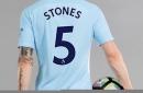 Manchester City confirm John Stones new kit number for next season