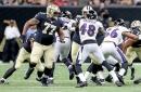 New Orleans Saints cut veteran offensive lineman Khalif Barnes