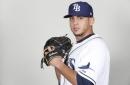 Rays option De Leon back to Triple-A, promote 2 pitchers, place Bourjos on DL