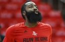 James Harden named ESPN's 28th most famous athlete