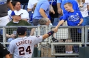 Miguel Cabrera leads AL first baseman in All-Star game balloting