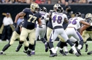 New Orleans Saints bring back offensive line Khalif Barnes