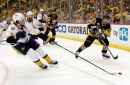 Predators @ Penguins Game 2 Projected Lineups