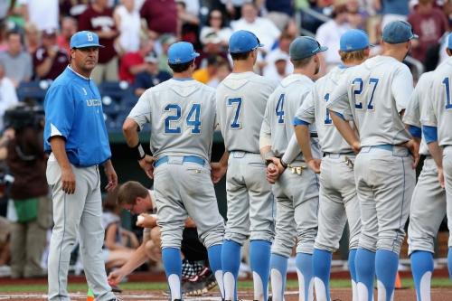 NCAA baseball tournament preview: Texas takes on UCLA