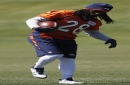 Broncos backfield filled with players making comebacks The Associated Press
